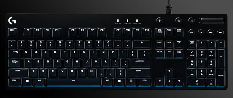 best mechanical keyboard g610
