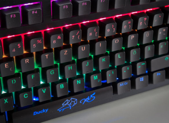 ducky shine review