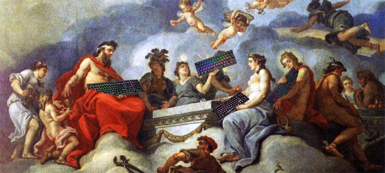 mechanical keyboard heaven
